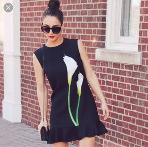 Victoria Beckham Lily Dress   VBxTarget
